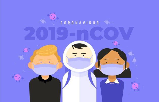 Detén al coronavirus quedándote en casa.